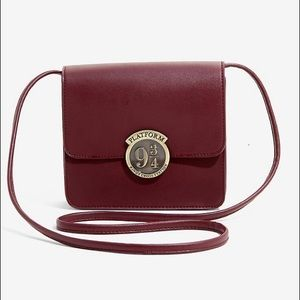 Harry Potter Platform 9 3/4 Crossbody Bag